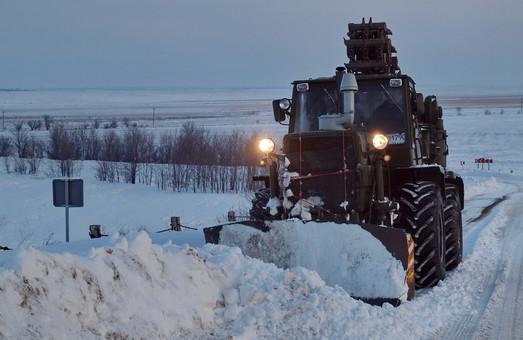 На дорогах Одесской области ставят датчики погоды и камеры