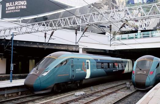 Британский железнодорожный оператор купит 23 скоростных электропоезда у «Hitachi Rail»