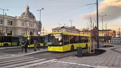 Во Львове трамваи снова курсируют к главному вокзалу (ФОТО, ВИДЕО)