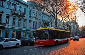 В Одессе снова перекрывают движение по улице Пушкинской