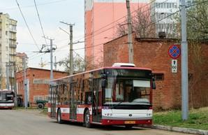 Автозавод корпорации «Богдан Моторс» в Луцке в 2019 году выпустит 121 автобус и троллейбус