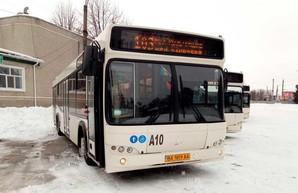 В 2020 году в Кропивницком появятся пять новых коммунальных автобусов