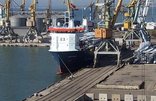 С начала 2019 года морские порты Украины перевалили уже 150 миллионов тонн грузов