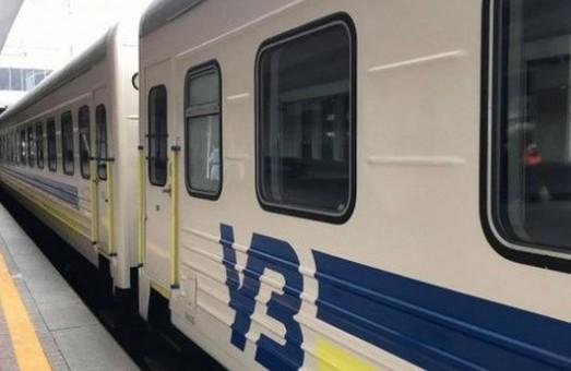«Укрзализныця» к Новому году назначила дополнительные рейсы поезда в Минск, Вильнюс и Ригу