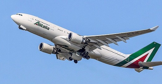 Правительство Италии прекращает финансовую поддержку государственной авиакомпании «Alitalia»