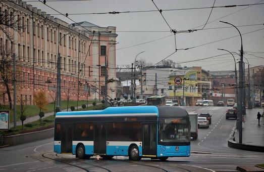 В следующем году Винница планирует купить 10 автобусов и собрать 5 троллейбусов «VinLine»