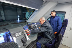 Новый дизель-поезд Крюковского вагоностроительного завода рекомендован к эксплуатации (ФОТО)