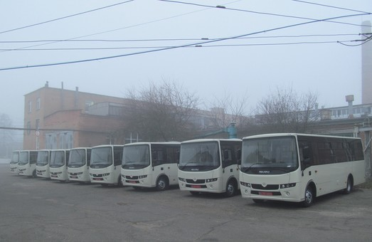 Из бюджета Полтавы в 2020 году хотят выделить 20 миллионов гривен на закупку новых автобусов