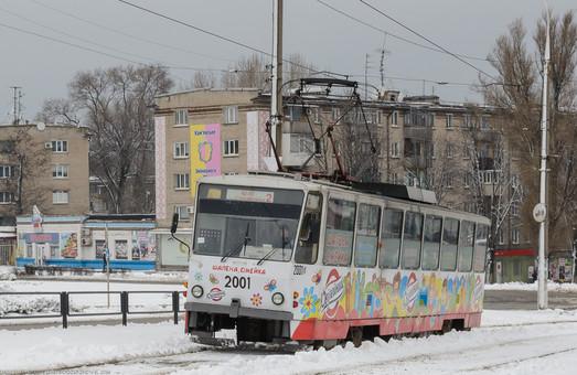 В Каменском Днепропетровской области подорожал проезд в трамваях