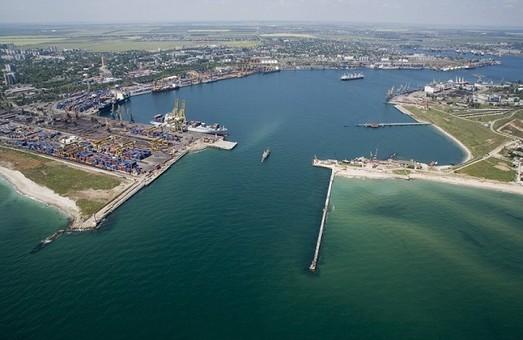 Государственный стивидор порта Черноморск под Одессой заканчивает год с многомиллионными убытками