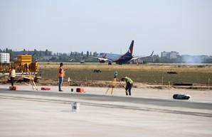 Все авиарейсы из Одесского аэропорта будут обслуживаться новым терминалом