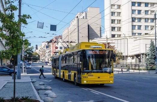 Кличко рассказал о развитии общественного транспорта Киева