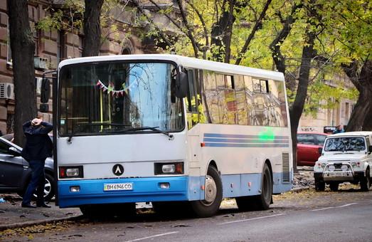 Одесский припортовый завод ищет перевозчика для доставки рабочих