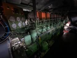 На Николаевском тепловозоремонтном заводе капитально восстановили и модернизировали магистральный тепловоз 2ТЭ10М