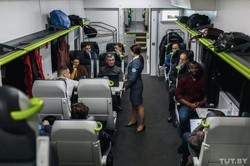 В Беларуси начали работу польские дизель-поезда (ФОТО)