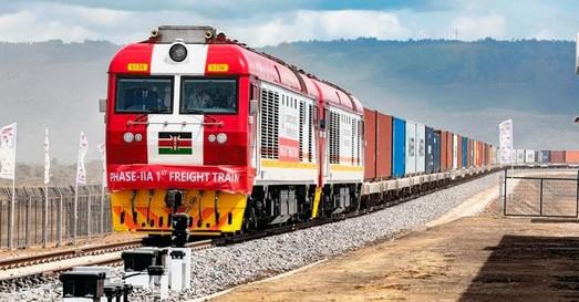 Кения развивает сеть своих железных дорог