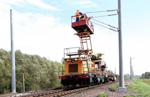 Верховная Рада Украины ратифицировала соглашение Украины и ЕИБ о финансировании электрификации участка Одесской железной дороги