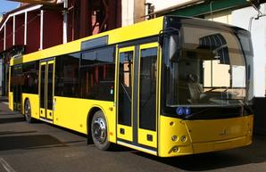 В Ивано-Франковске могут появится коммунальные автобусы МАЗ 203