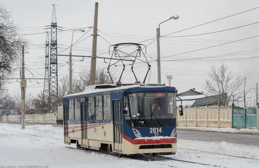 Каменское КП «Транспорт» отказалось от закупки новых трамваев