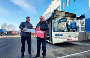 Кривой Рог переводит коммунальный автотранспорт на газовое топливо