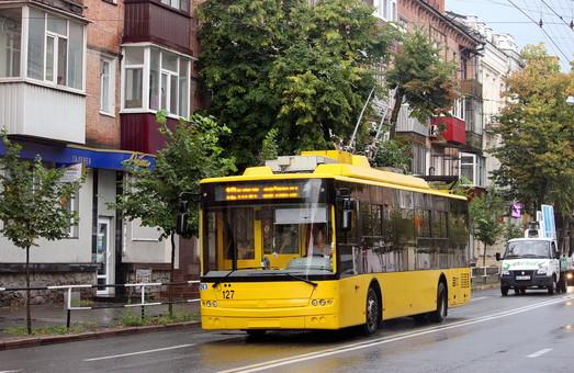 Полтава закупает 40 новых троллейбусов «Богдан» Т701.17