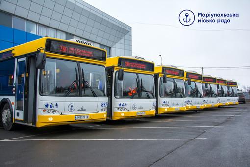 В 2020 году Мариуполь получит 72 новых троллейбуса