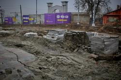 В Одессе закончили ремонт улицы Софиевской и продолжают ремонтировать спуск Маринеско (ФОТО)
