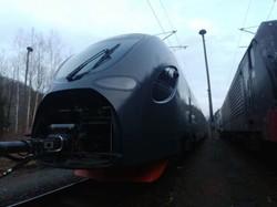 Чешский перевозчик «Leo Express» получил второй футуристический поезд