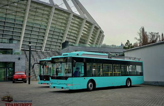 Корпорация «Эталон» усовершенствовала троллейбусы «Барвинок»