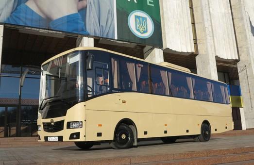 Черниговский автозавод готовит к выпуску автобусы, которые отвечают экологическому стандарту «Евро 6».