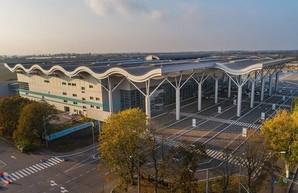 В новом терминале одесского аэропорта открыли Duty Free