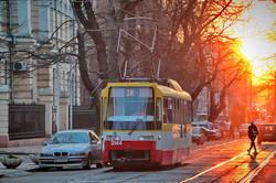 Транспорт Одессы в лучших фото 2019 года