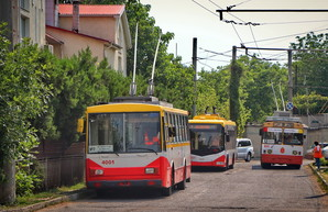 В Одессе временно изменяется один из троллейбусных маршрутов