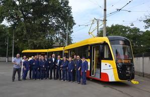 В «Одесгорэлектротрансе» работает более сотни сотрудников из других городов Украины