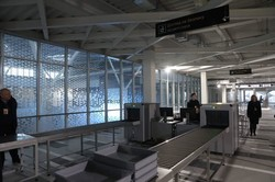 В аэропорту Запорожья завершили строительство нового терминала