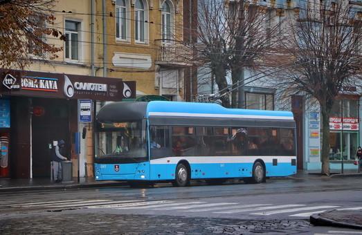 Винница покупает кузова для сборки новых троллейбусов «VinLine»