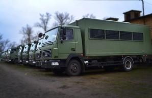 В Украине начали выпускать спецавтобус для военных и силовиков