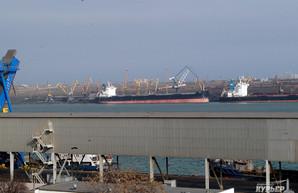 Государственный стивидор порта Пивденный под Одессой за 2019 год перевалил более 15 миллионов тонн грузов