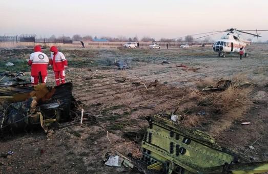 Авиакатастрофа украинского «Boeing» в небе над Ираном: основные версии