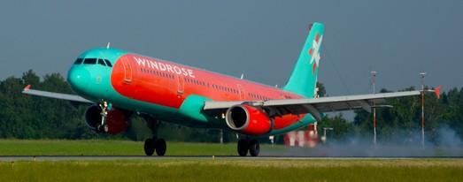 """Авиакомпания """"Роза Ветров"""" запускает рейсы из Украины в Италию"""