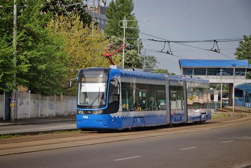 В чемпионате Европы по мастерству вождения трамваев будут участвовать киевляне