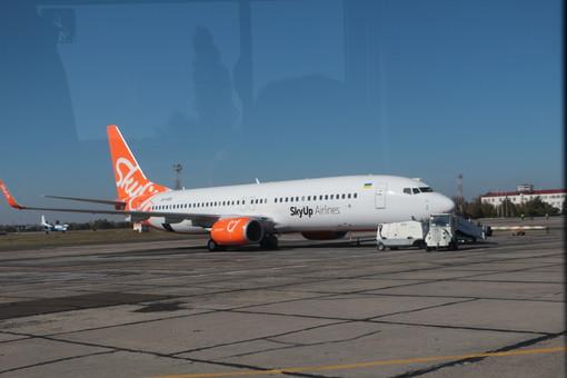 """Авиакомпания """"SkyUp"""" будет летать из Одессы в Италию"""