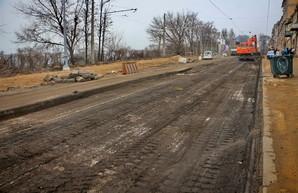 В Одессе нашли старинную брусчатку при реконструкции спуска Маринеско (ФОТО)