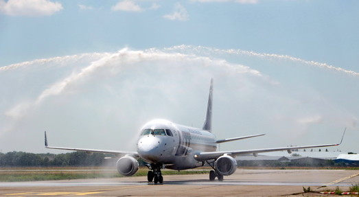 Аэропорт Одессы - четвертый в Украине по интенсивности полетов
