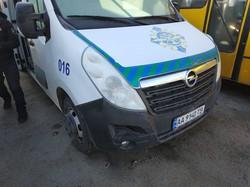 В Одесской области передвижные комплексы «Укртрансбезопасности» для габаритно-весового контроля уже превратились в металлолом