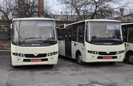 В 2019 году в Украине изготовили почти 900 автобусов
