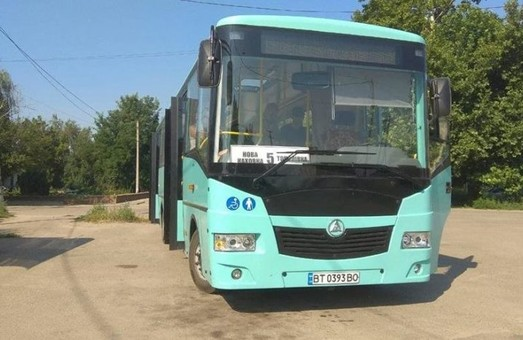Власти Новой Каховки выделяют 4,5 миллиона гривен для закупки коммунальных автобусов