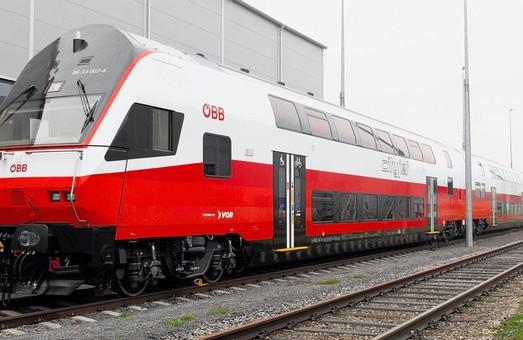 Железные дороги Австрии модернизируют двухэтажные вагоны