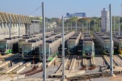 Бразильский город Куяба: как построить трамвай и не запустить его (ФОТО)