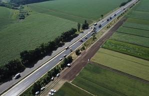 Турецкая компания «Онур» будет ремонтировать автотрассу М-05 Киев – Одесса